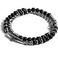 bracelet homme bijoux Cesare Paciotti JPBR1363B