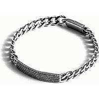 bracelet homme bijoux Cesare Paciotti JPBR1375B