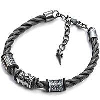bracelet homme bijoux Cesare Paciotti Lower JPBR1547B