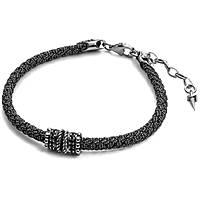 bracelet homme bijoux Cesare Paciotti Shiny Woven JPBR1466V