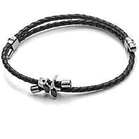 bracelet homme bijoux Cesare Paciotti Zodiac JPBR1497B