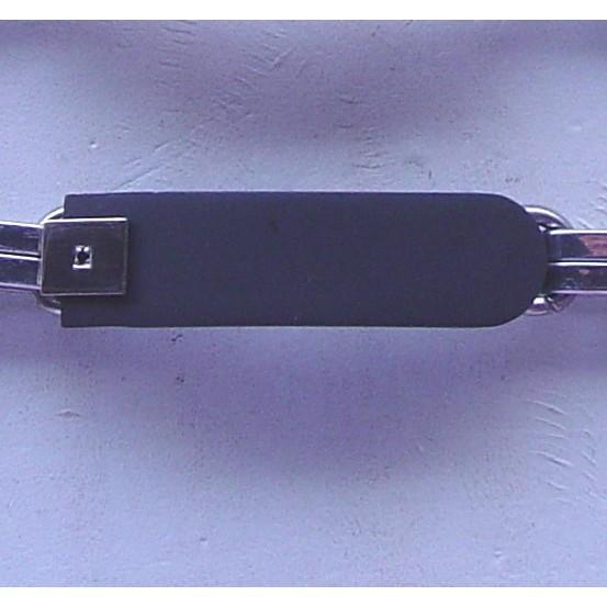 bracelet homme bijoux Comete Acciaio UBR 304