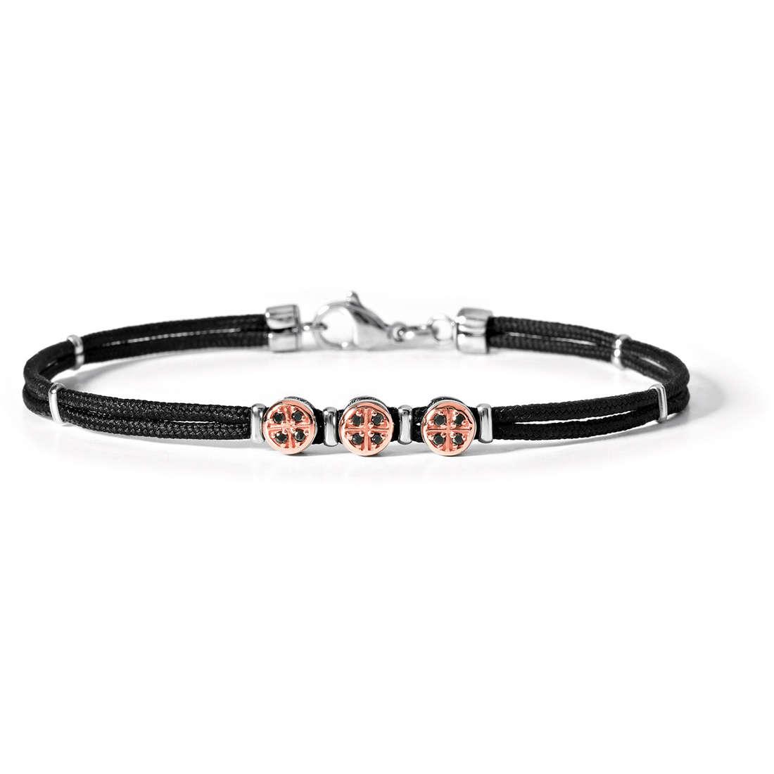 bracelet homme bijoux Comete Acciaio UBR 413