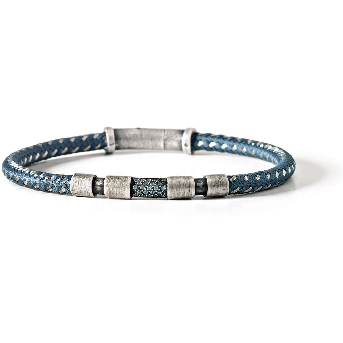 bracelet homme bijoux Comete Acciaio UBR 423