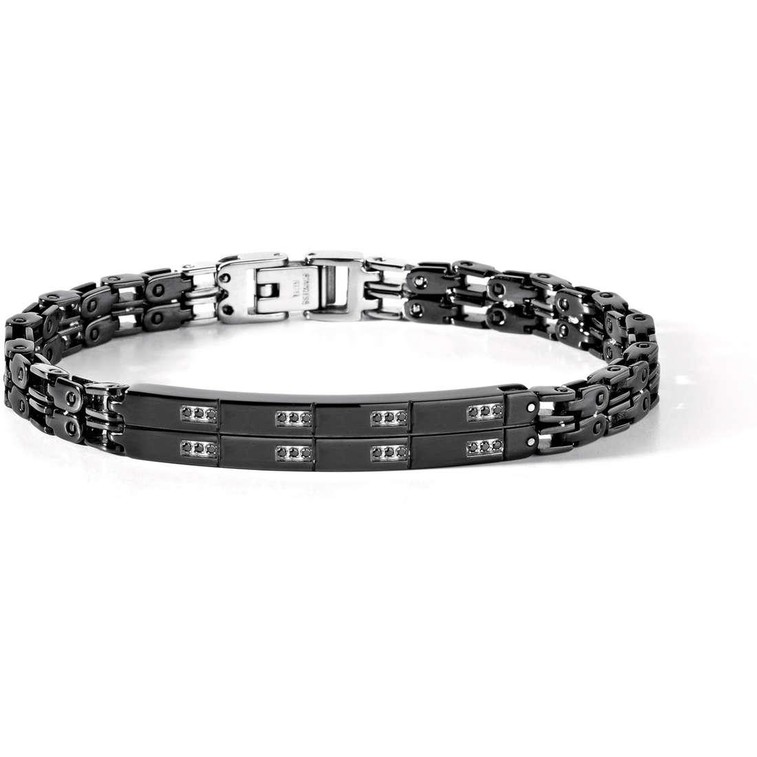 bracelet homme bijoux Comete Acciaio UBR 431