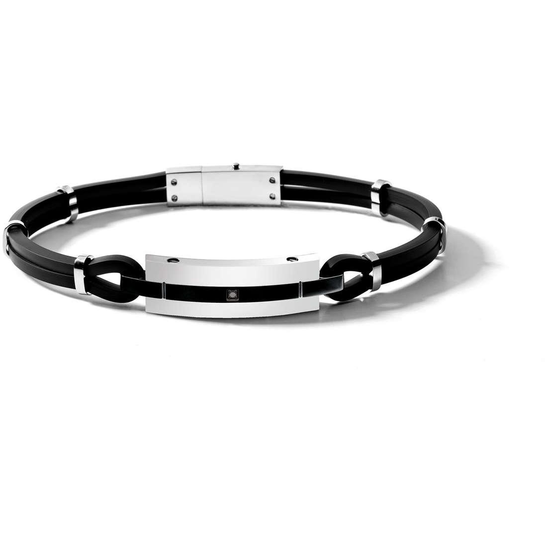 bracelet homme bijoux Comete Acciaio UBR 447