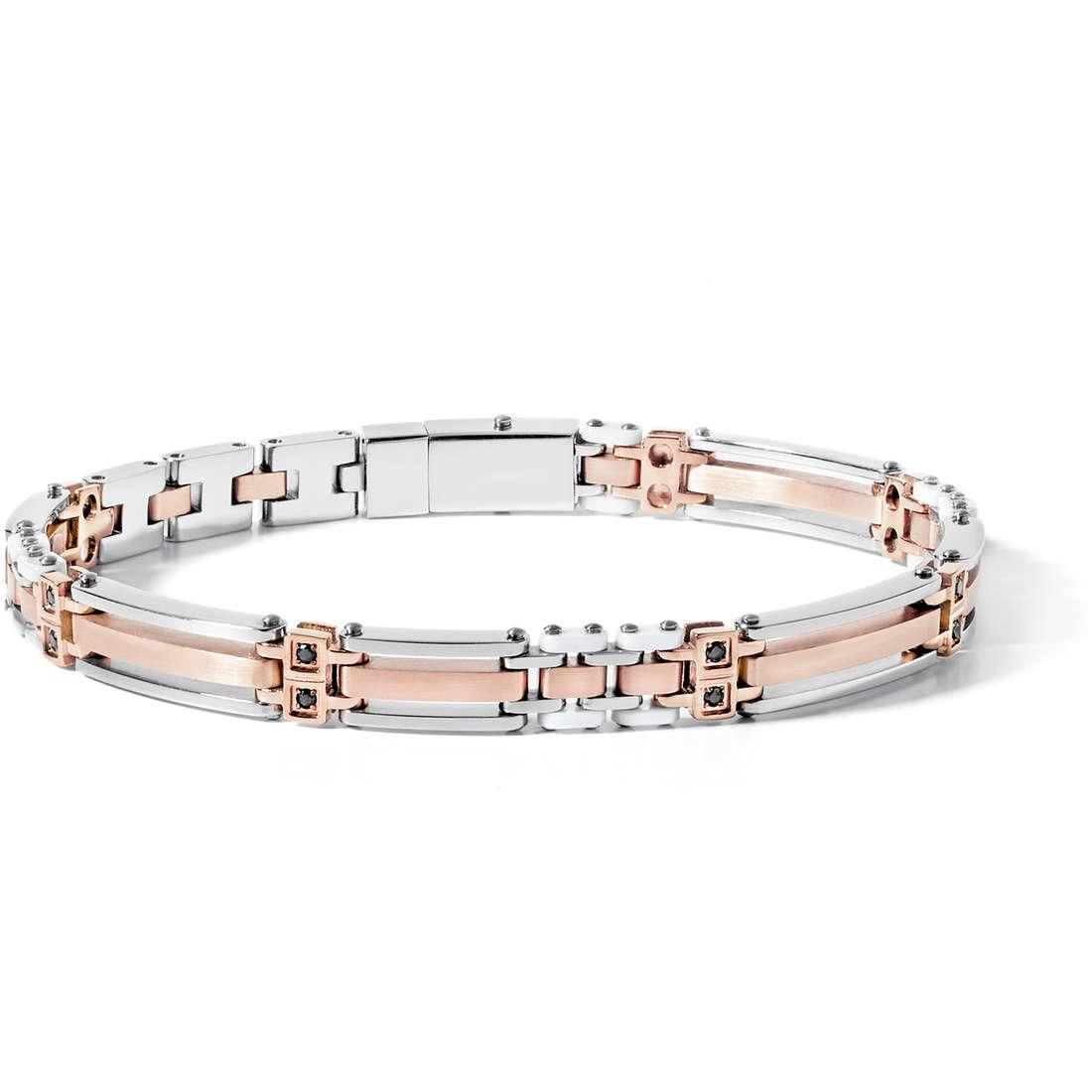 bracelet homme bijoux Comete Acciaio UBR 492