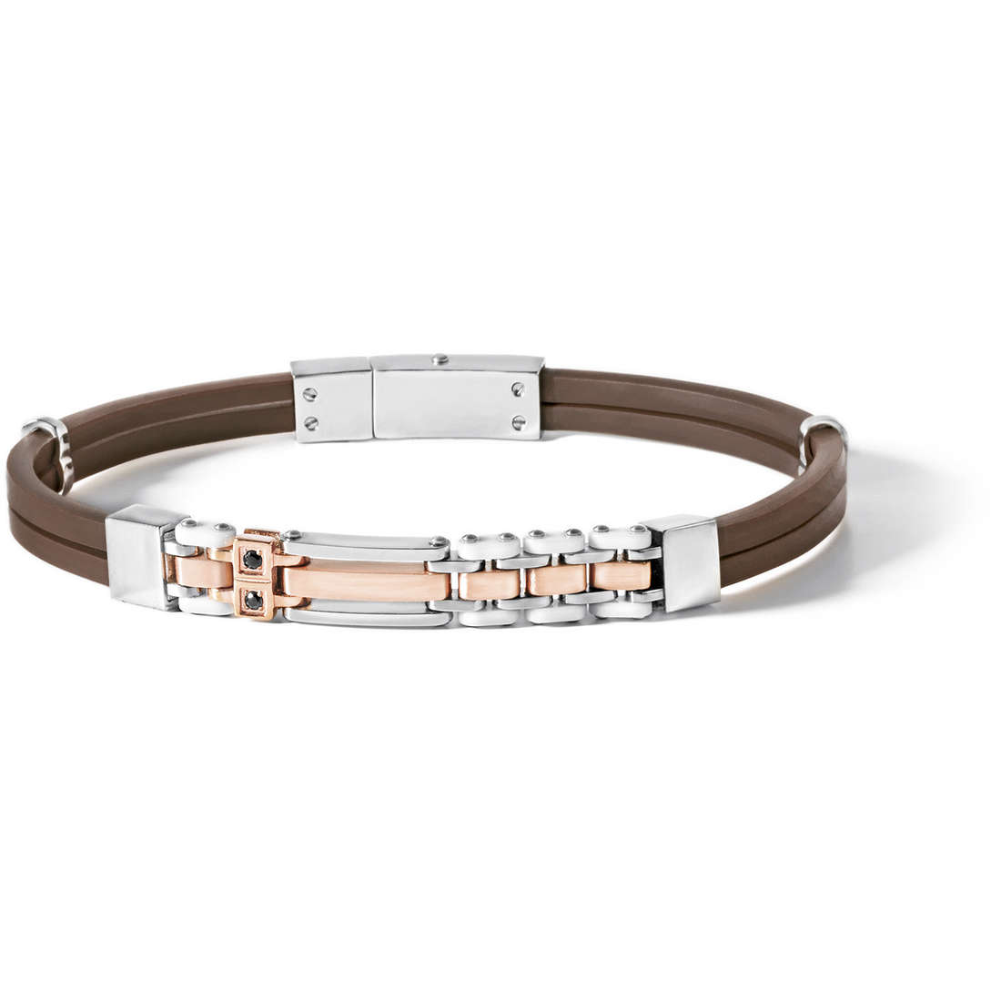 bracelet homme bijoux Comete Acciaio UBR 494