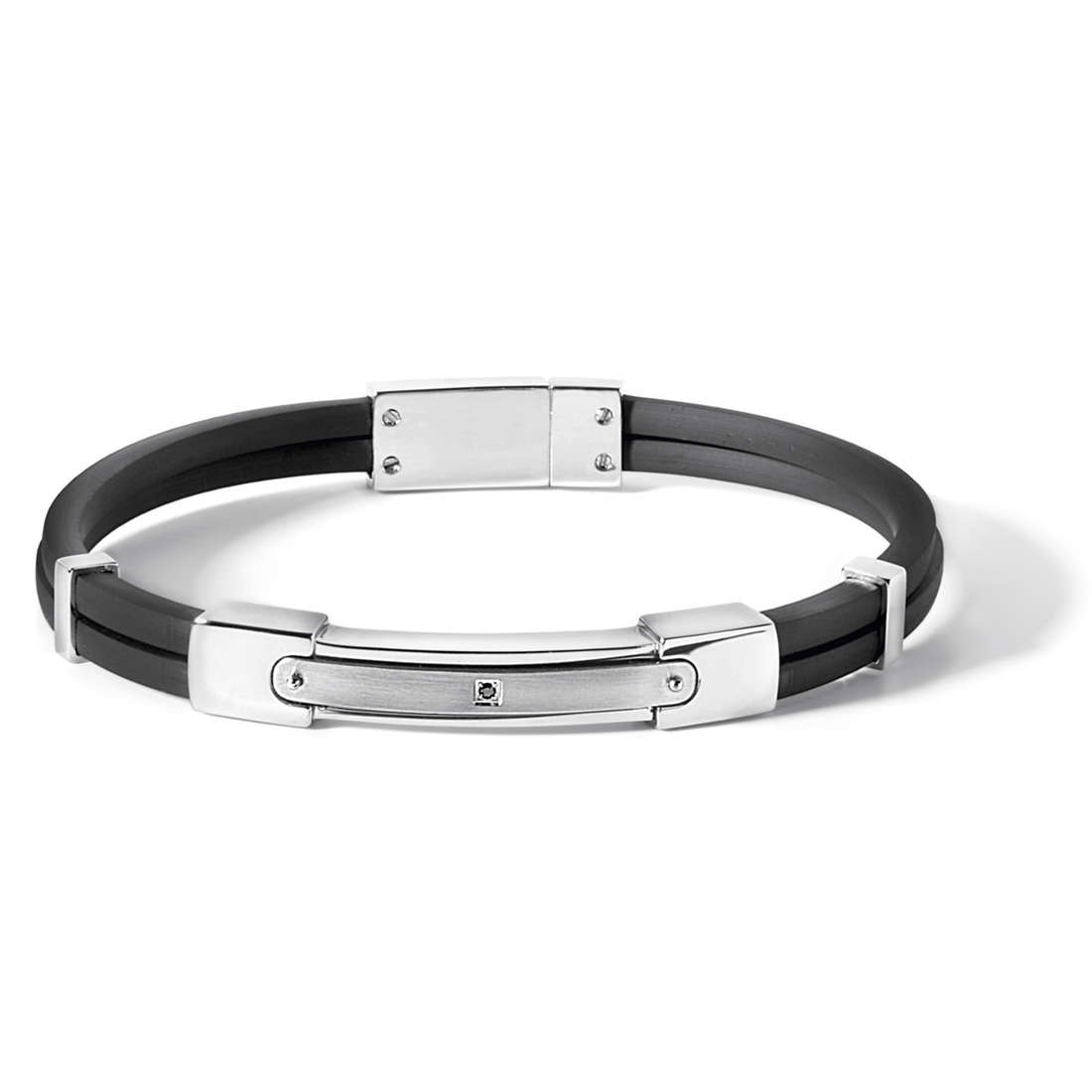 bracelet homme bijoux Comete Acciaio UBR 513