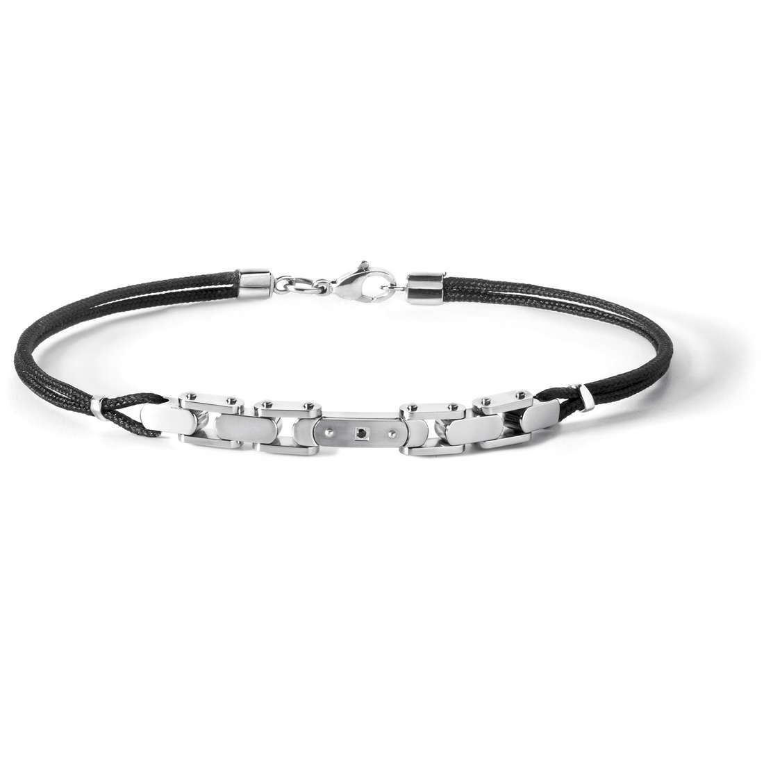 bracelet homme bijoux Comete Acciaio UBR 515