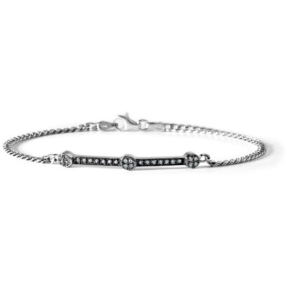 bracelet homme bijoux Comete Argento 925 UBR 438