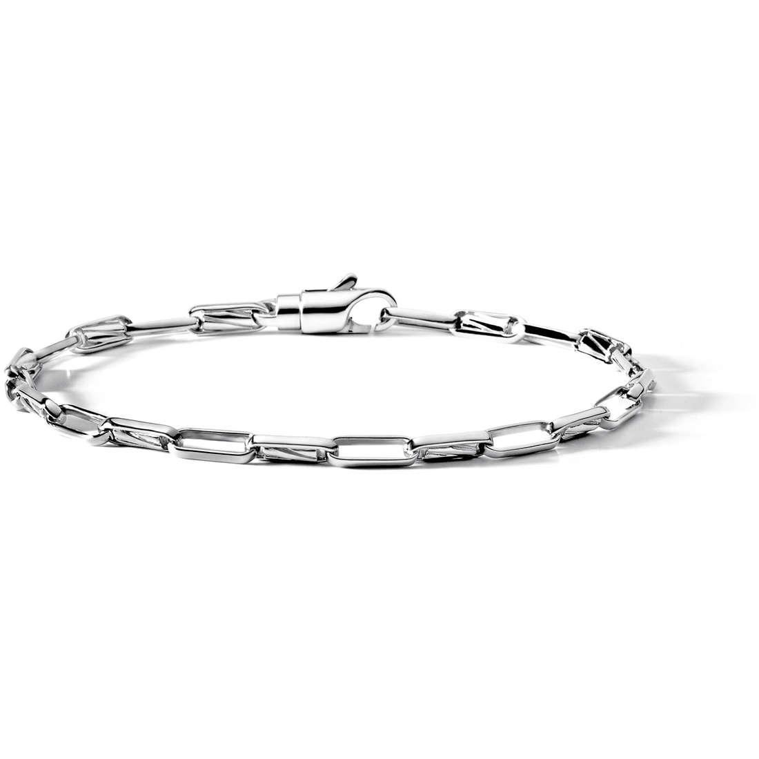 bracelet homme bijoux Comete Argento 925 UBR 483