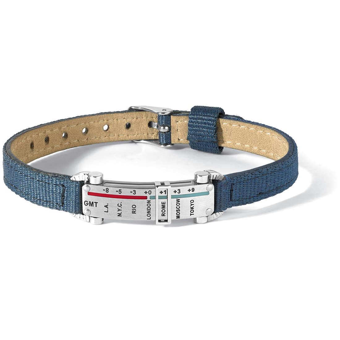 bracelet homme bijoux Comete Meridiani UBR 685