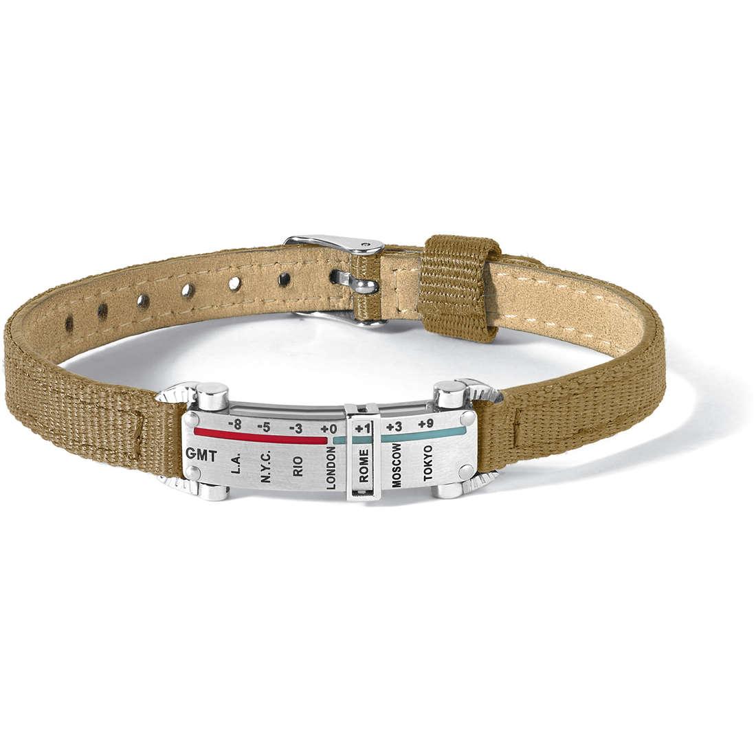 bracelet homme bijoux Comete Meridiani UBR 686