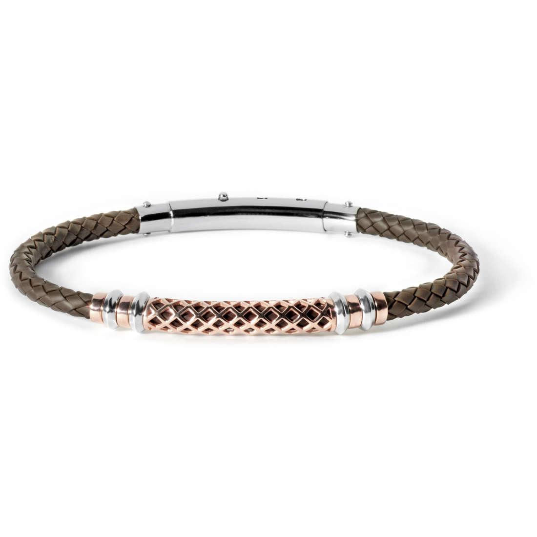 bracelet homme bijoux Comete Net UBR 624