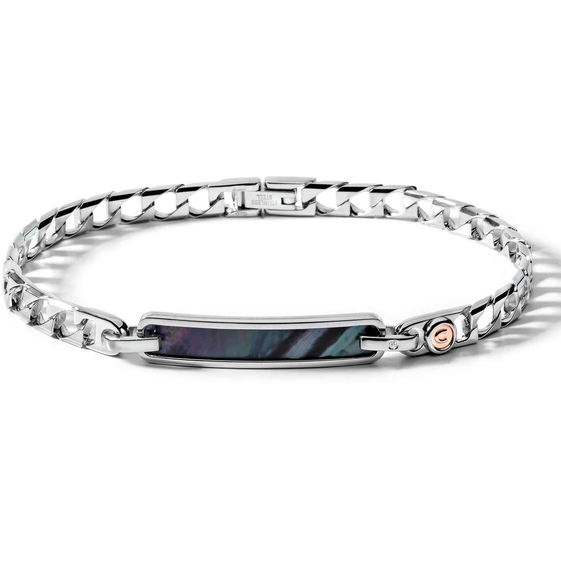 bracelet homme bijoux Comete Perla UBR 348