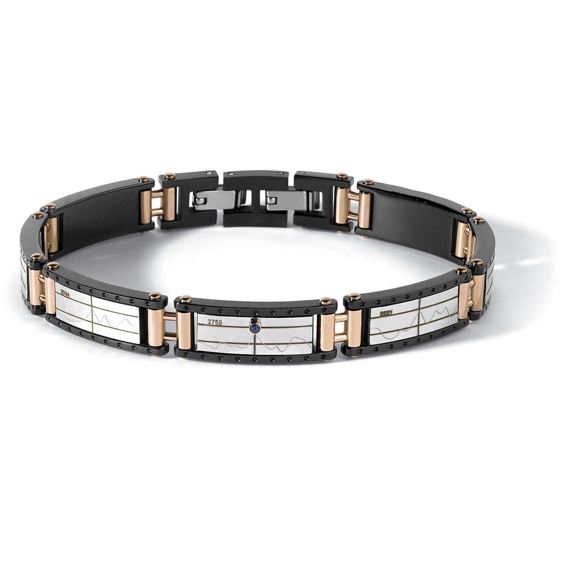 bracelet homme bijoux Comete Traguardi UBR 682