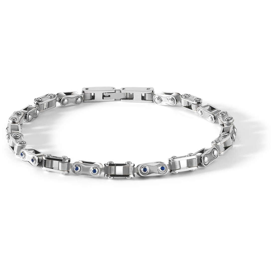 bracelet homme bijoux Comete Traguardi UBR 732