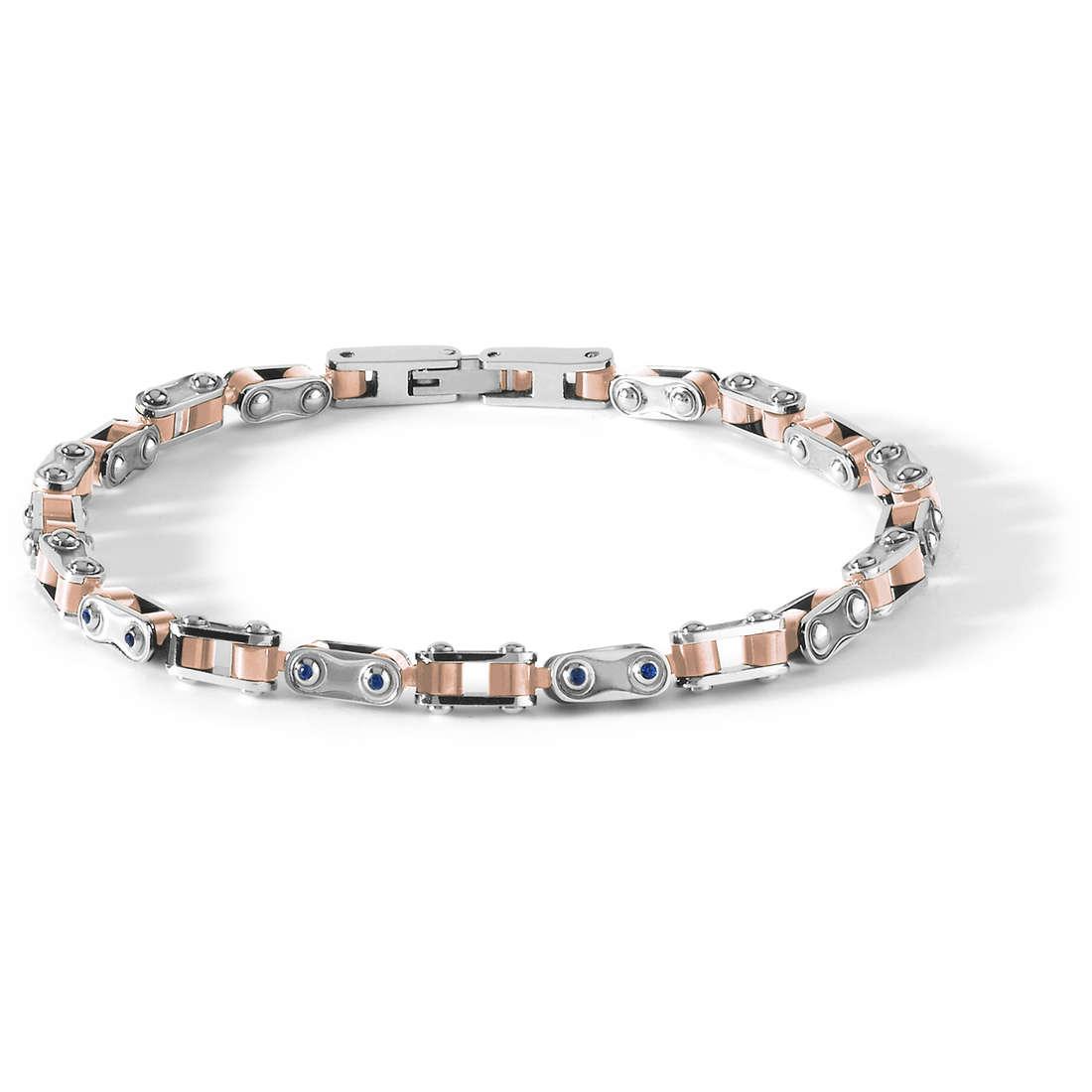 bracelet homme bijoux Comete Traguardi UBR 733