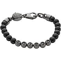 bracelet homme bijoux Diesel Beads DX0950060