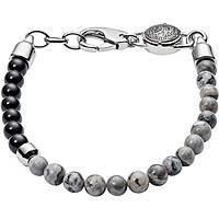 bracelet homme bijoux Diesel Beads DX1061040