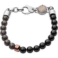 bracelet homme bijoux Diesel Beads DX1076040
