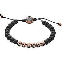 bracelet homme bijoux Diesel Beads DX1094221