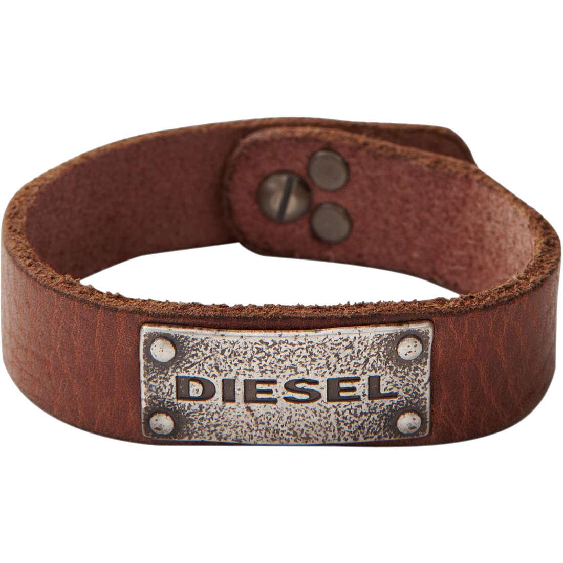 bracelet homme bijoux Diesel DX0571040