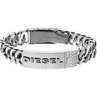 bracelet homme bijoux Diesel Steel DX0326040
