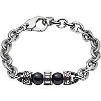 bracelet homme bijoux Diesel Steel DX1104040