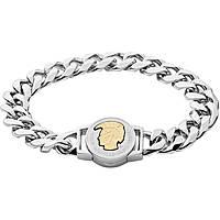 bracelet homme bijoux Diesel Steel DX1124040