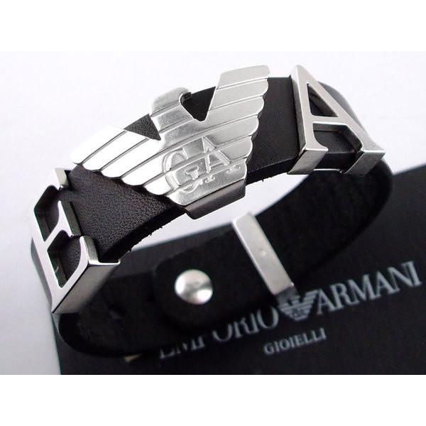 bracelet homme bijoux Emporio Armani EG1790040