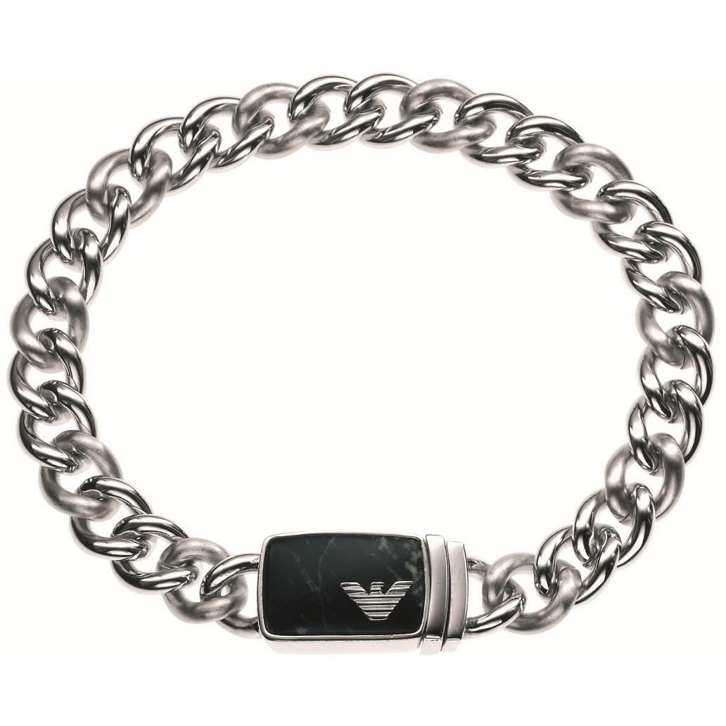 bracelet homme bijoux Emporio Armani EG275704019