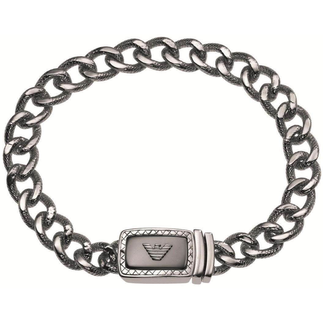 bracelet homme bijoux Emporio Armani EG276804019