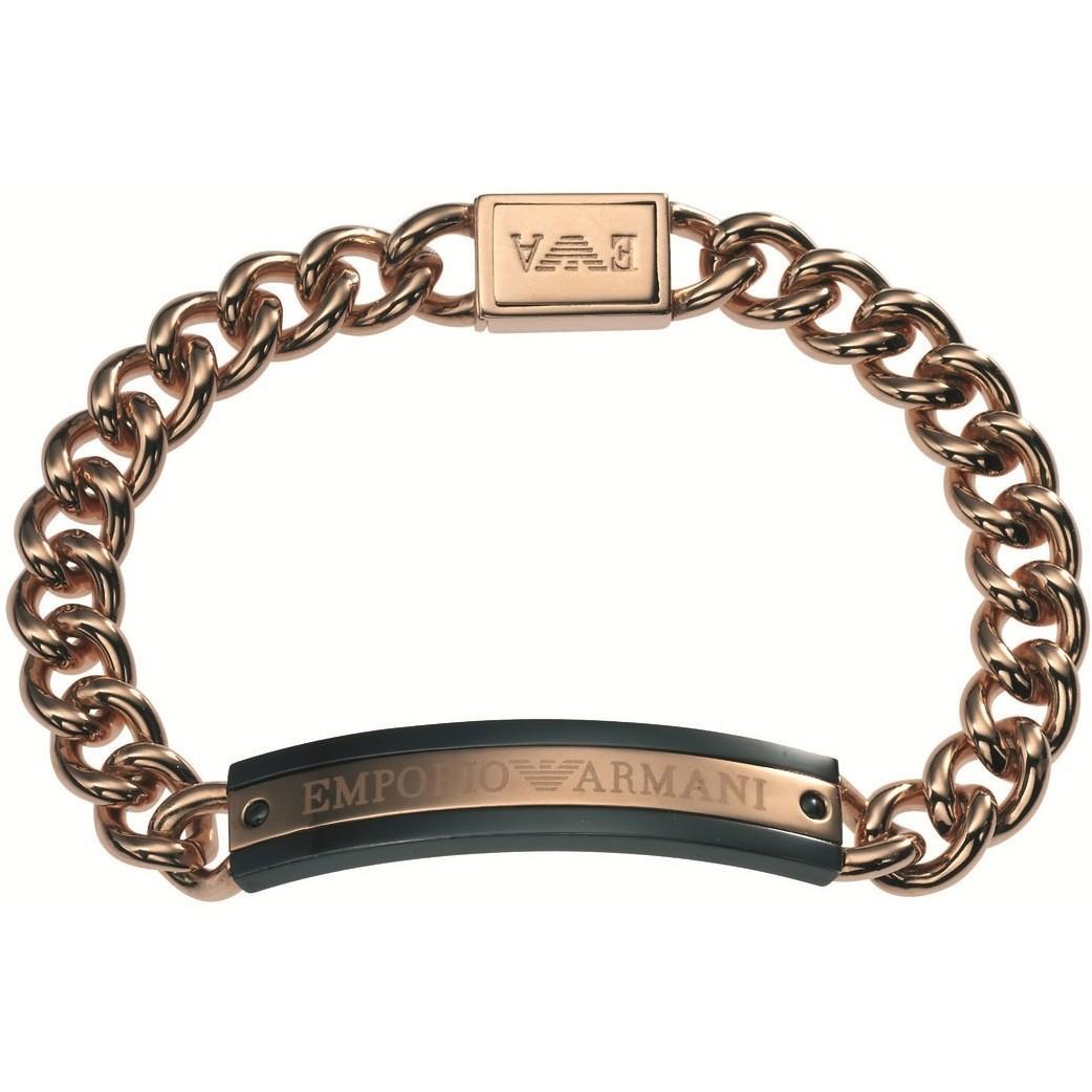 bracelet homme bijoux Emporio Armani EG277022119