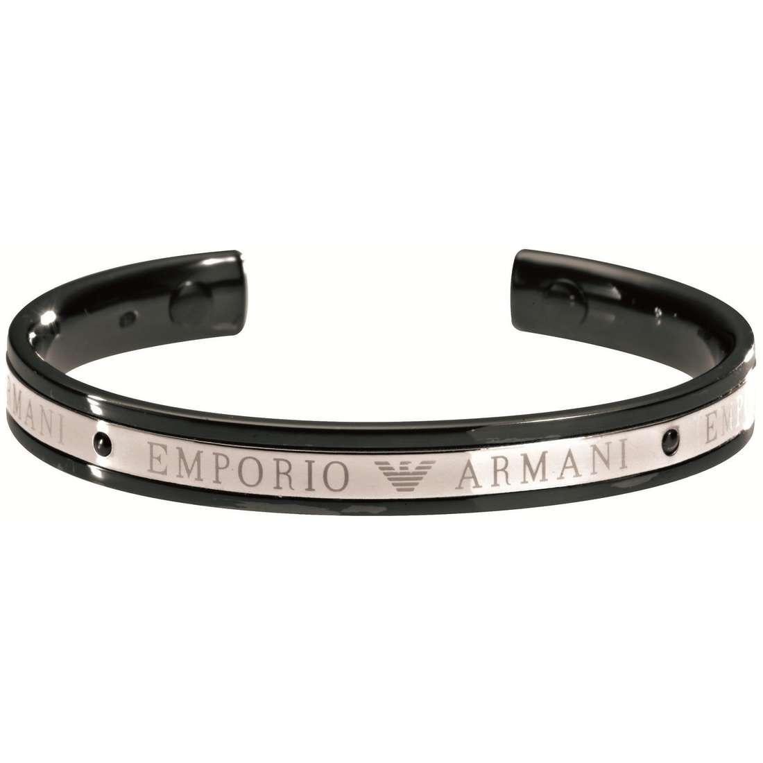 bracelet homme bijoux Emporio Armani EG277104021