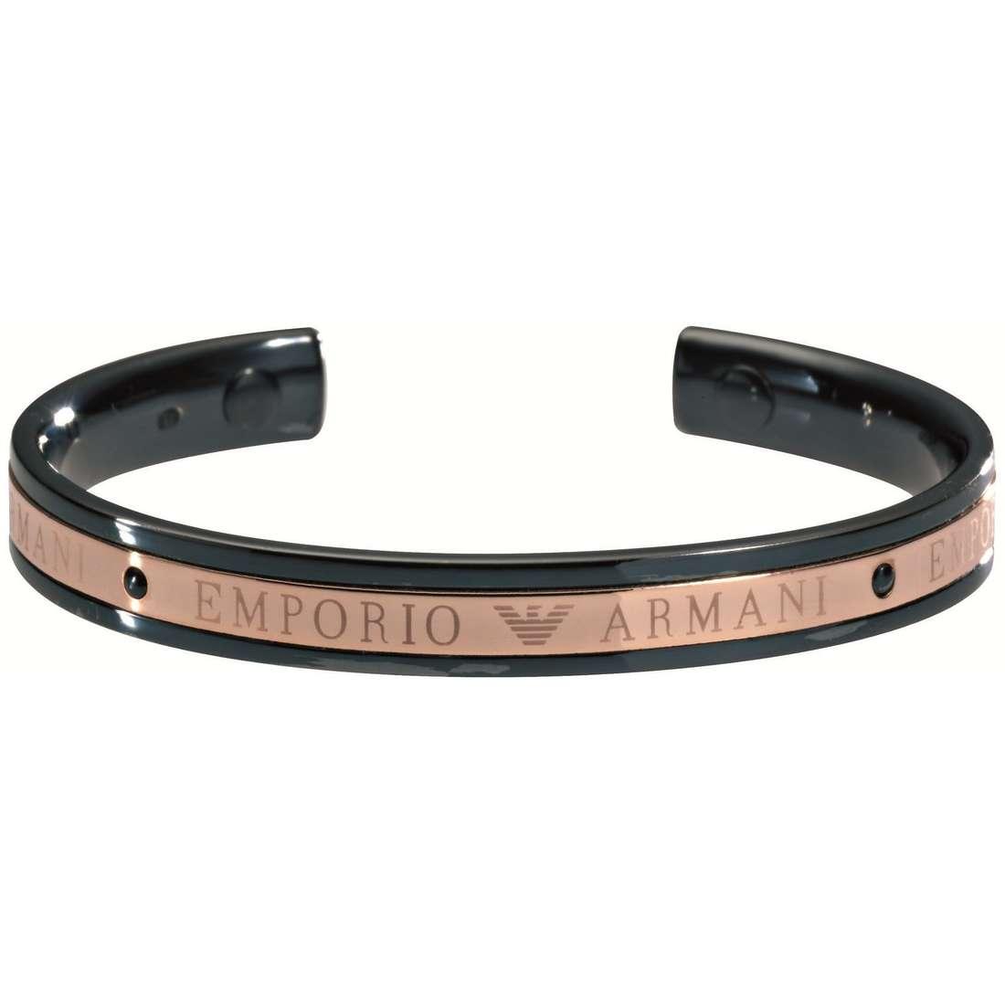bracelet homme bijoux Emporio Armani EG277222119