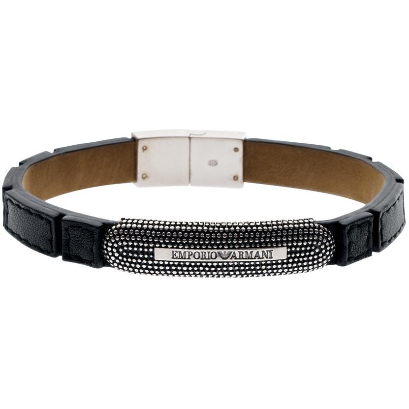 bracelet homme bijoux Emporio Armani EG281504019