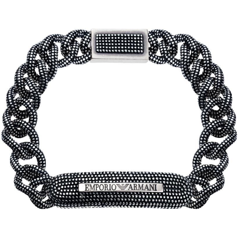 bracelet homme bijoux Emporio Armani EG281604019