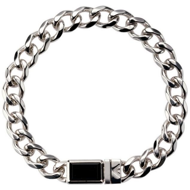 bracelet homme bijoux Emporio Armani EG282204019