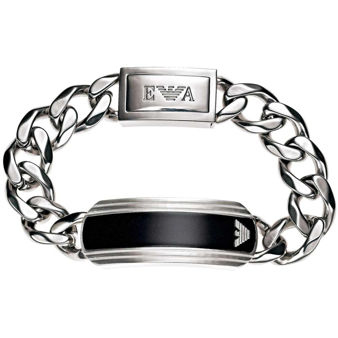 bracelet homme bijoux Emporio Armani EGS102404019