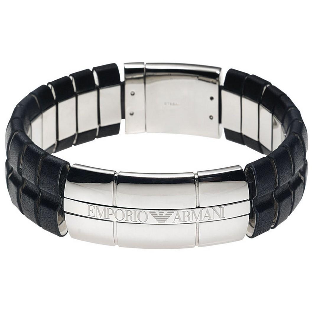 bracelet homme bijoux Emporio Armani EGS126304019