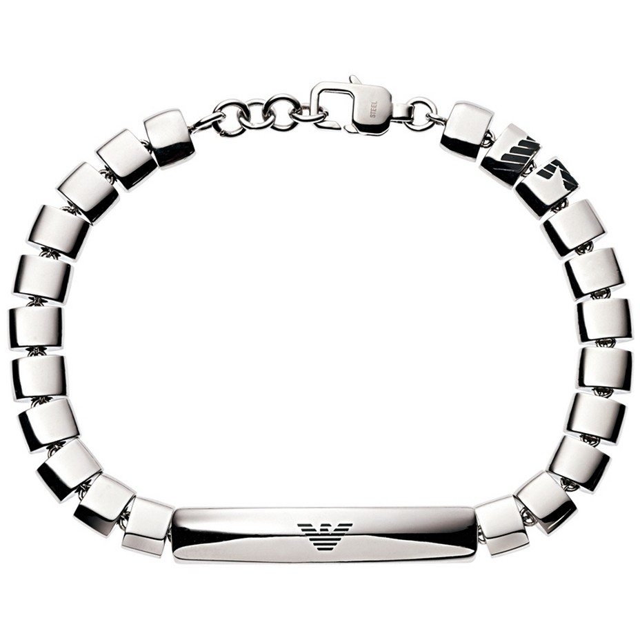 bracelet homme bijoux Emporio Armani EGS126404019