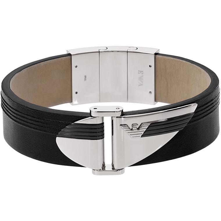 bracelet homme bijoux Emporio Armani EGS1528040