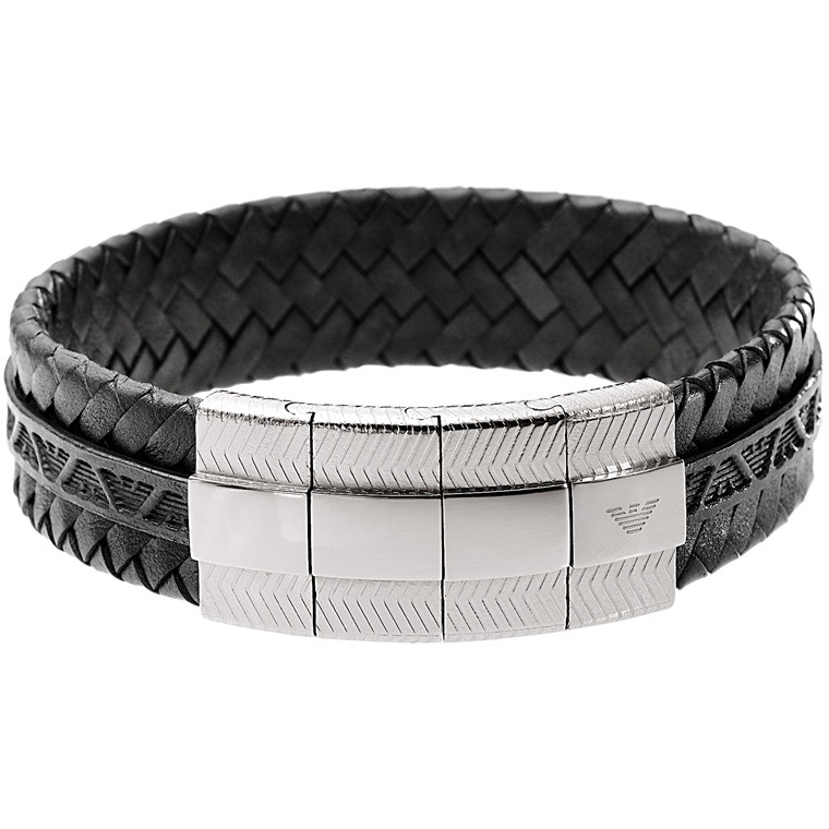 bracelet homme bijoux Emporio Armani EGS1534040