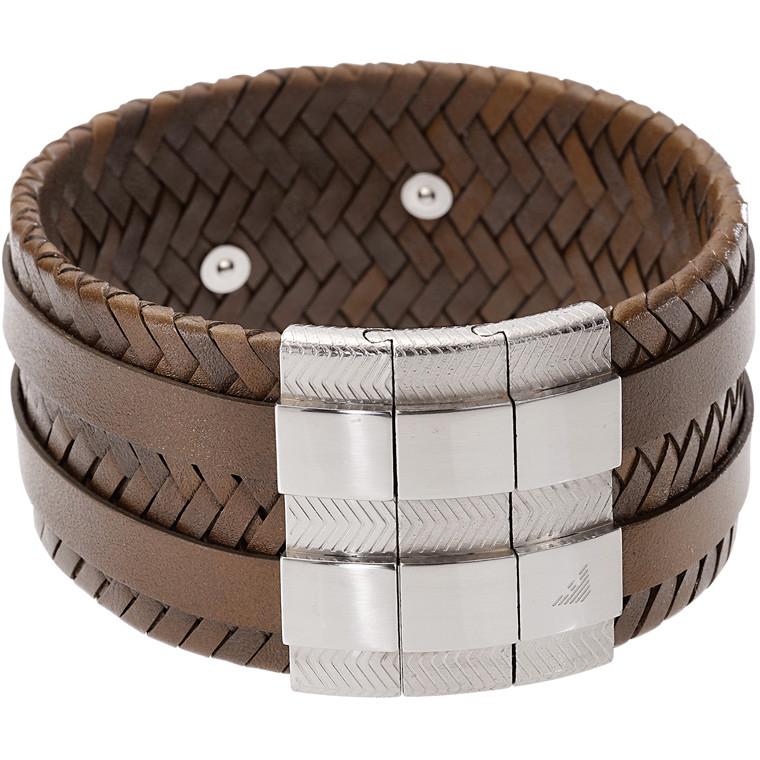 bracelet homme bijoux Emporio Armani EGS1537040175
