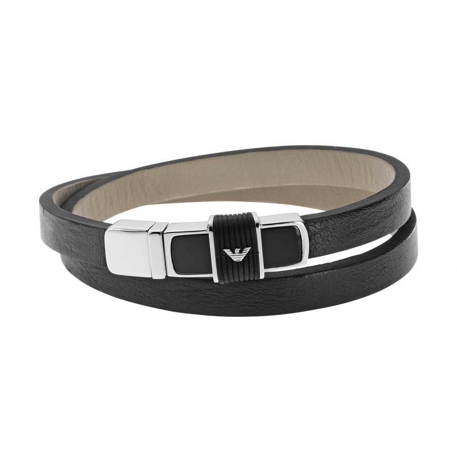bracelet homme bijoux Emporio Armani EGS1631040190