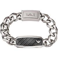 bracelet homme bijoux Emporio Armani EGS1688040190