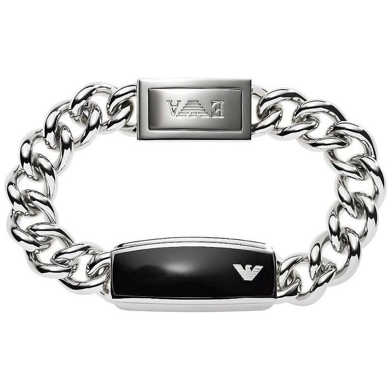 bracelet homme bijoux Emporio Armani EGS172904019