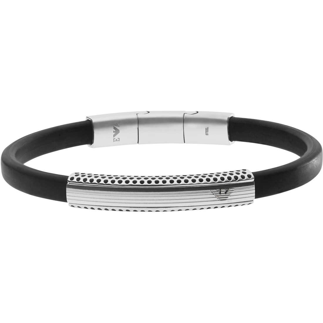 bracelet homme bijoux Emporio Armani EGS1805040